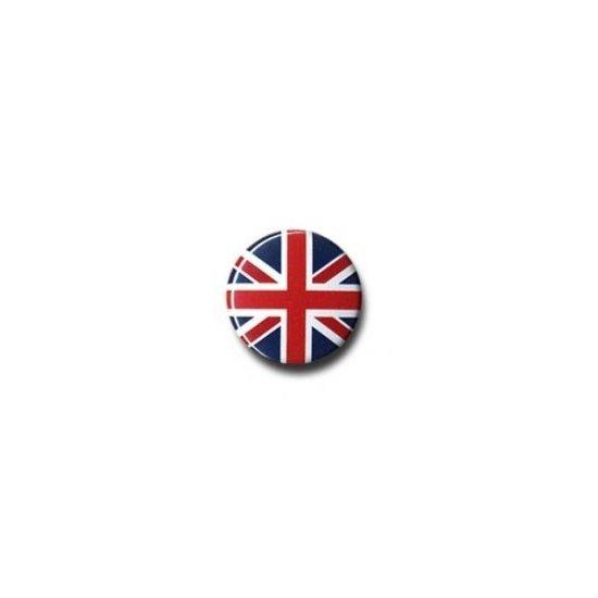 Button: Union Jack