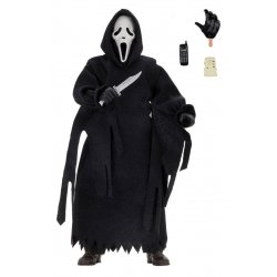 Scream Retro Action Figure Ghostface (Updated) 20 cm