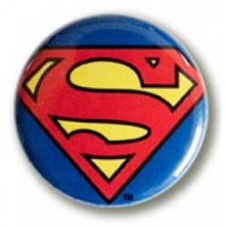 Button: DC – Superman