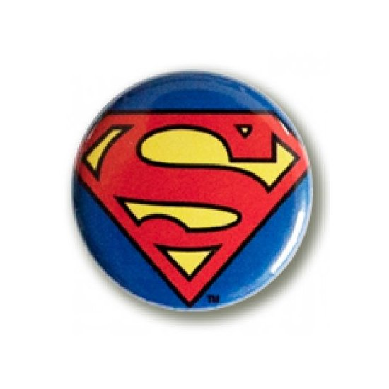 Button: DC – Superman