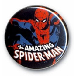 Button: Marvel – Spider-Man