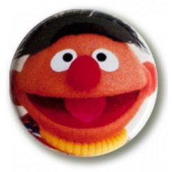 Buttons - Button: Sesame Street – Ernie -