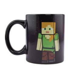 Minecraft Heat Change Mug Enderman