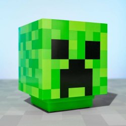 Minecraft Light Creeper