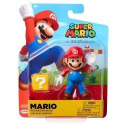 World of Nintendo 10 cm - Mario with Power Up
