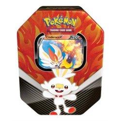 Pokémon TCG - Spring Tin 2020 - Galar Partners Cinderace