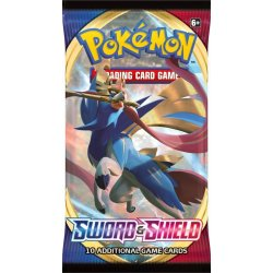 Pokémon TCG Sword & Shield Booster