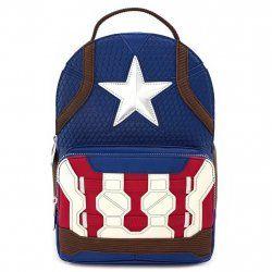 Marvel by Loungefly Backpack Captain America Endgame Hero