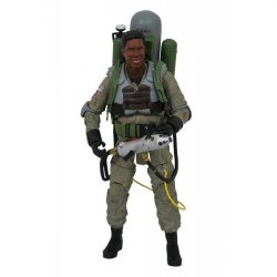 Action Figures - Ghostbusters Select – Slime-Blower Winston Zeddemore -