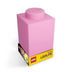LEGO Nightlight Lego brick Pink