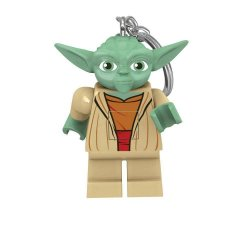 LEGO Star Wars Light-Up Keychain Yoda 6 cm