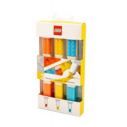 LEGO Highlighters 3-Pack Bricks