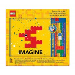 LEGO Stationery Set Imagine