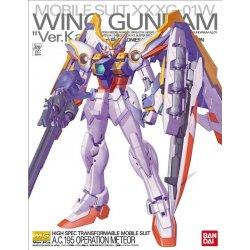 """Gundam - XXXG-01W Wing Gundam """"Ver.Ka"""" MG 1/100"""