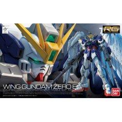 Gundam - XXXG-00W0 Wing Gundam Zero Custom EW RG 1/144