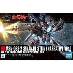 Gundam - MSN-06S-2 Sinanju Stein (Narrative Ver.) HGUC 1/144