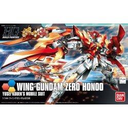 Gundam -  XXXG-00W0CV Wing Gundam Zero Honoo HGBF 1/144