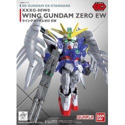 Gundam -  SD Ex-Std : XXXG-00W0 Wing Gundam Zero EW