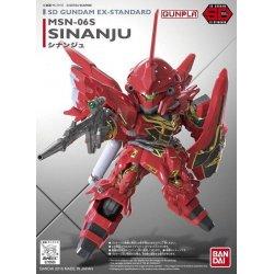 Gundam -  SD Ex-Std : MSN-06S Sinanju