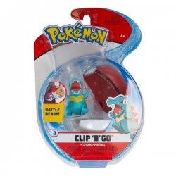 Pokémon Clip 'N' Go - Totodile