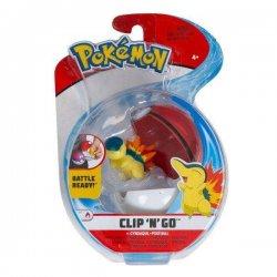 Pokémon Clip 'N' Go - Cyndaquil