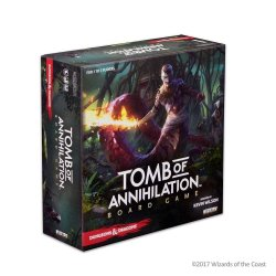 D&D Tomb of Annihilation Adventure System Board Game *English Version*