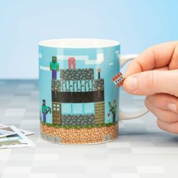 Minecraft Mug Build a Level