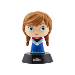 Frozen 2 3D Icon Light Anna
