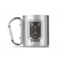 Back To The Future Carabiner Mug Flux