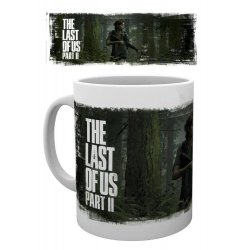 The Last of Us Part II Mug Key Art