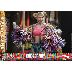 Birds of Prey Movie Masterpiece Action Figure 1/6 Harley Quinn (Caution Tape Jacket Version) 29 cm