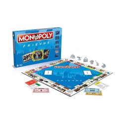 Friends Board Game Monopoly *French Version*
