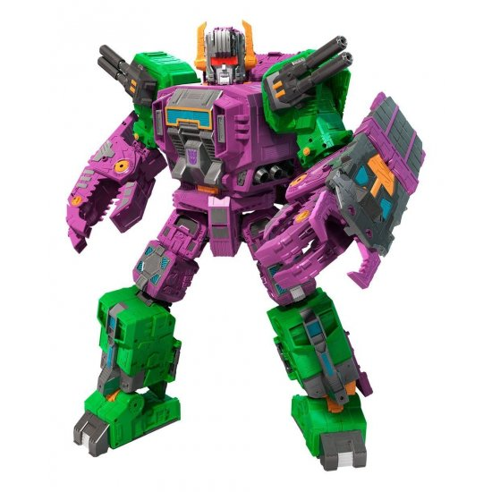 Transformers Generations War for Cybertron: Earthrise Titan Class Action Figure 2020 Scorponok 53 cm