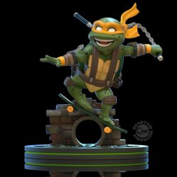 Teenage Mutant Ninja Turtles Q-Fig Figure Michelangelo 13 cm
