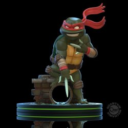 Teenage Mutant Ninja Turtles Q-Fig Figure Raphael 13 cm