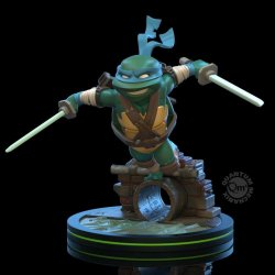 Teenage Mutant Ninja Turtles Q-Fig Figure Leonardo 13 cm