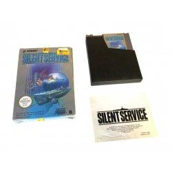 NES – Silent Service (CIB)