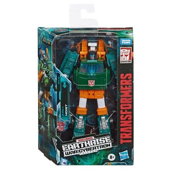 Transformers Generations War for Cybertron: Earthrise Deluxe - Hoist