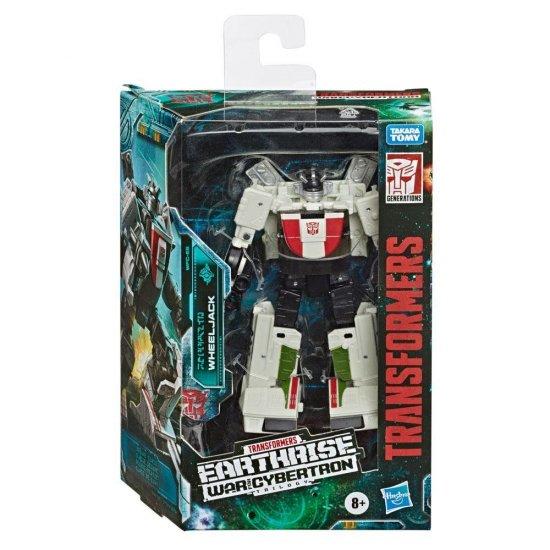 Transformers Generations War for Cybertron: Earthrise Deluxe - Wheeljack