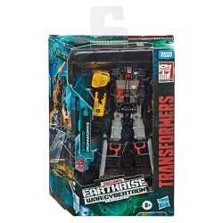 Transformers Generations War for Cybertron: Earthrise Deluxe - Ironworks
