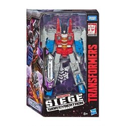 Transformers Generations War for Cybertron: Siege Voyager - Starscream