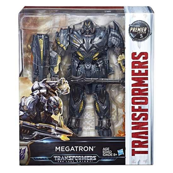 Transformers: The Last Knight Leader – Megatron