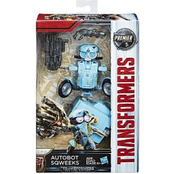Transformers: The Last Knight Deluxe – Autobot Sqweeks
