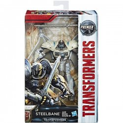Transformers: The Last Knight Deluxe – Steelbane