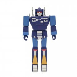Transformers ReAction Action Figure Wave 2 Rumble 10 cm
