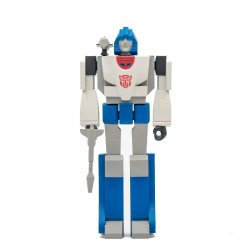 Transformers ReAction Action Figure Wave 2 Mirage 10 cm