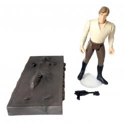 Star Wars: Power Of The Force - Han Solo (Carbonite)