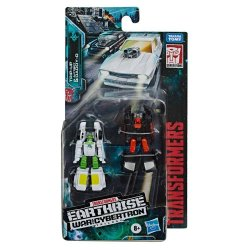 Transformers Generations War for Cybertron: Earthrise Micromasters - Trip-Up & Autobot Daddy-O