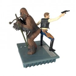 Star Wars: Power Of The Jedi - Han Solo and Chewbacca (Death Star Escape)