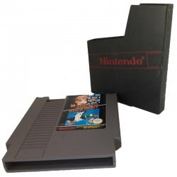 NES – Super Mario Bros and Duck Hunt (Cart C)
